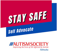 Stay Safe & Self Advocate Logo